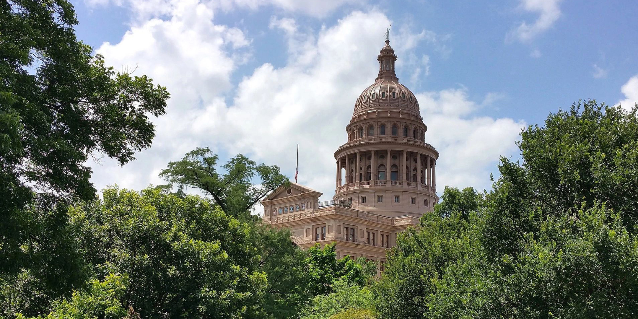This is a picture of the State Capital in Austin, TX.