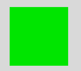 This is an image of a green square